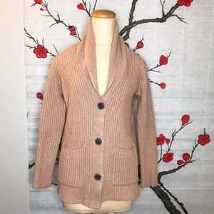ATM Button Down Cardigan
